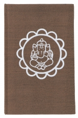Notebook, Diary - Ganesh brown