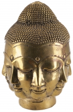 Buddha head, Buddha bust, many faces 16 cm - Model 2