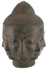 Buddha head, Buddha bust, many faces 16 cm - Model 1
