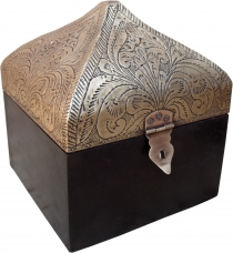 Tower treasure chest, wooden box, jewellery box in 3 sizes - mode..