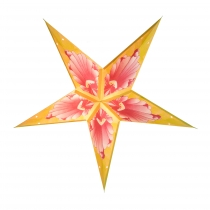 Foldable Advent Starlight Paper, Christmas Star, Floria