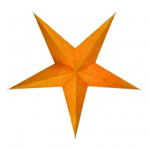 Foldable Advent Starlight Paper Star, Christmas Star Mercury - or..