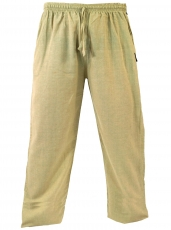 Yoga pants, Goa pants - beige