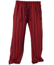 Yoga pants, Goa pants - red