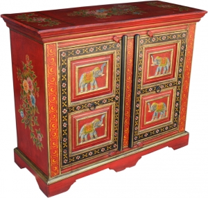 Painted chest of drawers (JH8-328)