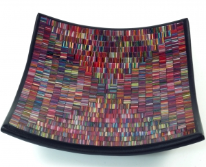 Mosaic bowl square