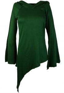 Elven Shirt Goa-chic - green