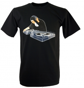 Fun T-Shirt ` DJ Nun`