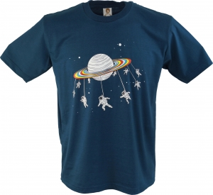 Fun T-Shirt `Space Dance`