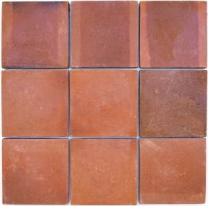 Handmade Terracotta Tiles 30*30cm 1m2