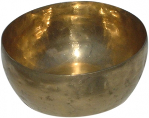 Singing bowl from India 16 cm