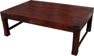 Colonial style coffee table R241 large