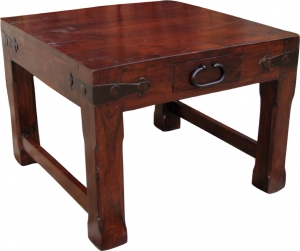 Colonial style coffee table R241 small