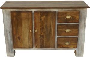 kolonialstilschrank kleiderschrank r519 180x90x40 cm. Black Bedroom Furniture Sets. Home Design Ideas