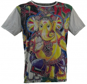 Mirror T-Shirt Ganesh