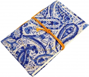 Notebook block printing