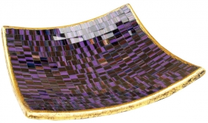purple mosaic bowl square