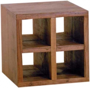 Combinable shelf cube R856