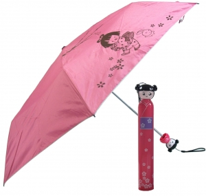 Umbrella from the bottle `Dolly` in 5 variants