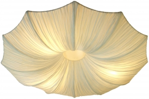 Ceiling Lamp/Ceiling Lamp Datura - handmade design lamp from Bali..
