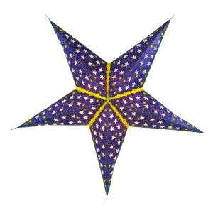 Foldable Advent Starlight Paper Star, Christmas Star Andromeda - ..
