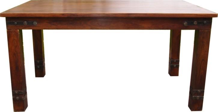 Kolonialstil Esstisch R509 Dunkelklassisch