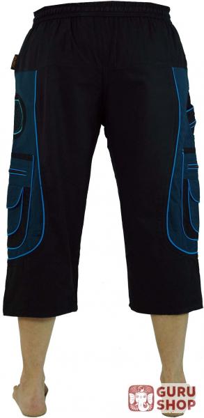 3 4 yogahose goa hose goa shorts herren shorts. Black Bedroom Furniture Sets. Home Design Ideas