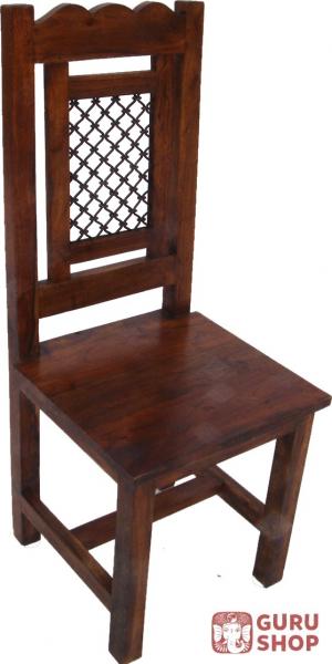 Stuhl Im Kolonialstil R378 Modell 11 109x42x42 Cm