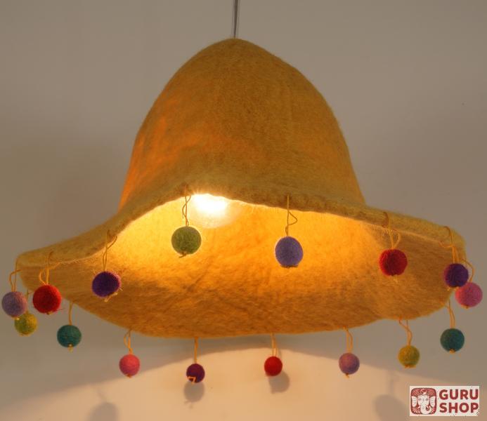 Kinderzimmer Lampenschirm Happy Hut 20x30x30 Cm O 30 Cm