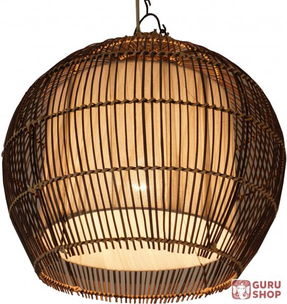 Deckenlampe Deckenleuchte In Bali Handgemacht Aus Naturmaterial
