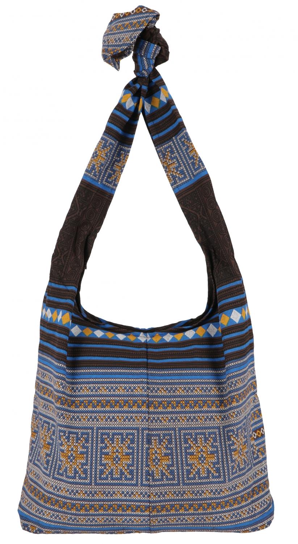 Schulterbeutel Sadhu Bag // Schultertasche orange Hippie Tasche