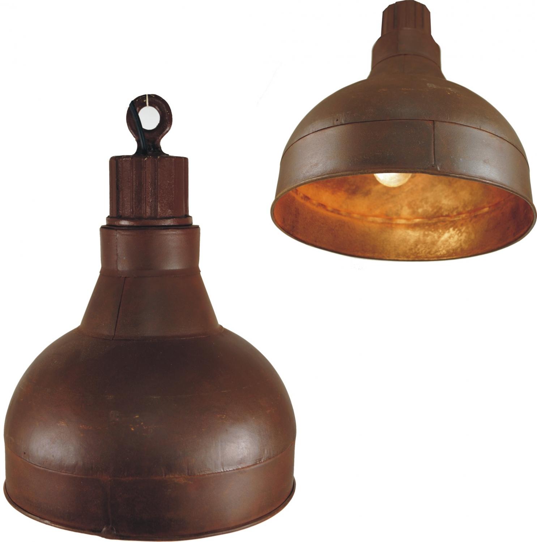 Deckenleuchte Deckenlampe Lahore Industrial Style Handgemacht Aus Metall Modell 1 40x30x30 Cm I œ 30 Cm