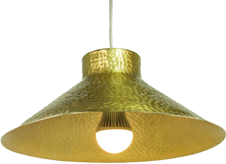 Sympathisch Messing Deckenlampe Beste Wahl / Deckenleuchte Jabalpur, Handgeschlagen - 15x21x21 Cm