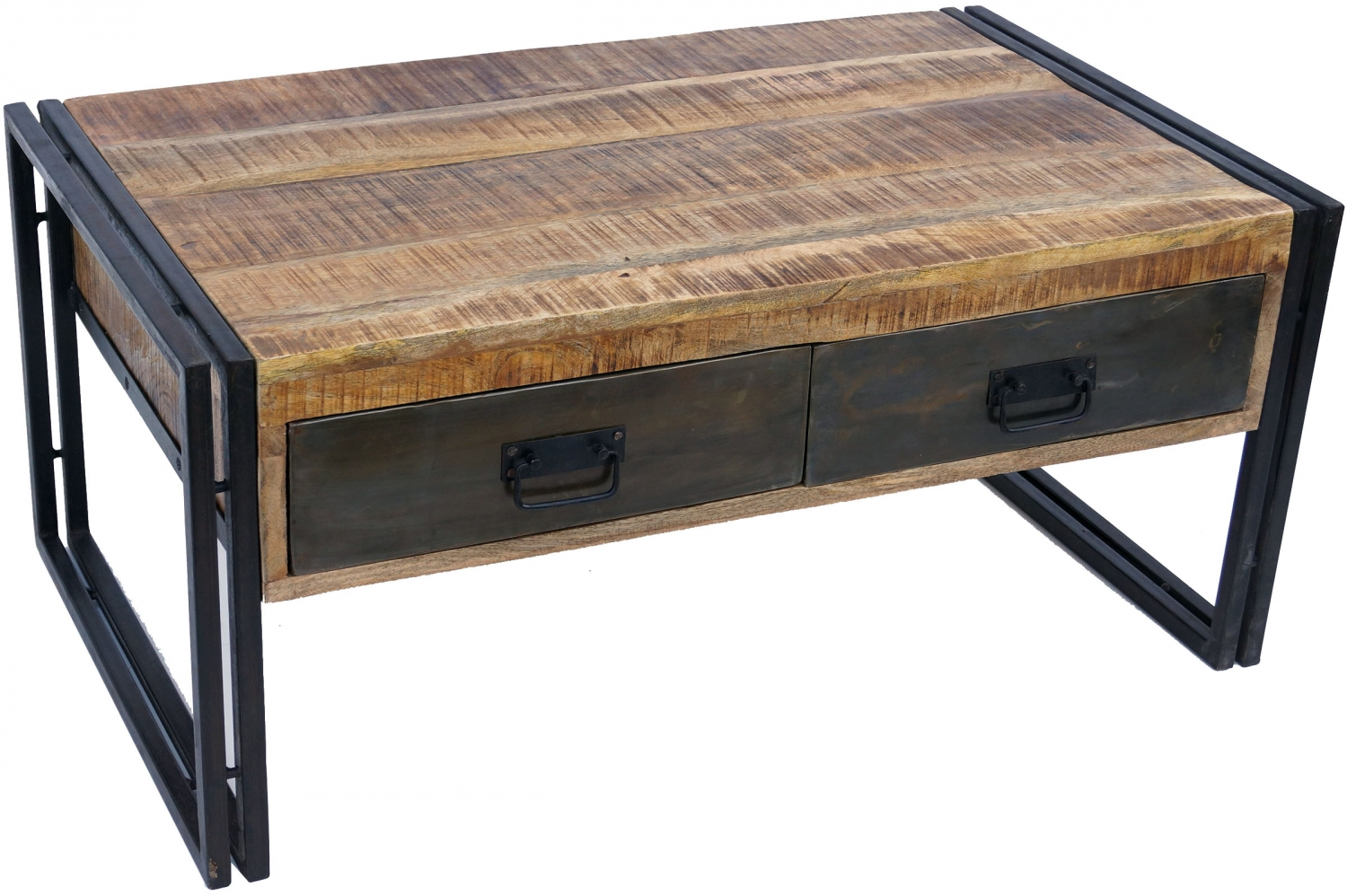 - Opium Tables, Coffee Table, Side Table, Coffee Table With Metal Legs -  Model 3 - 45x100x60 Cm