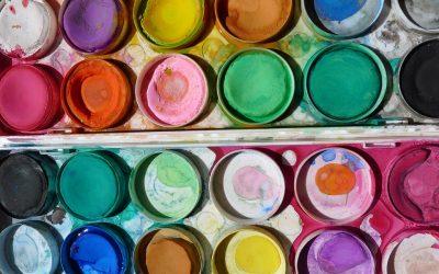 Neue Farben für Zuhause