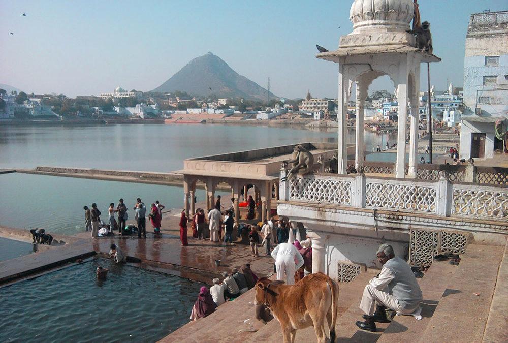 Unterwegs in Pushkar