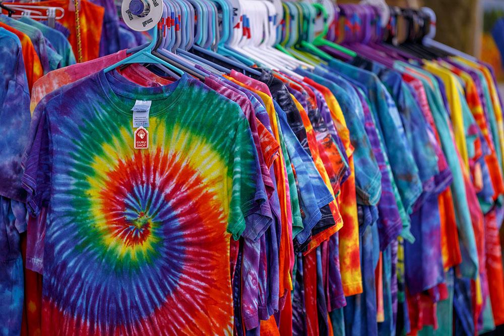 Batik, Shibori und Tie-Dye